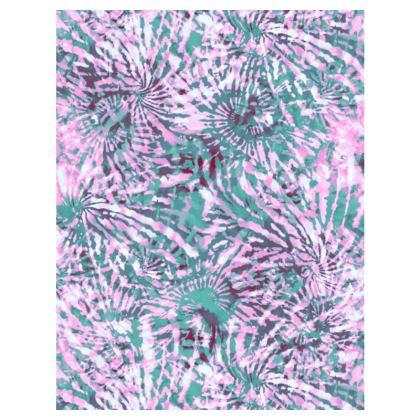 Tie-Dye Fashion Hoodie