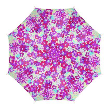 Umbrella Spring Flowers