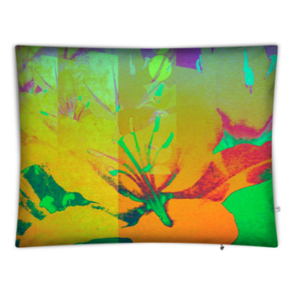 Mango & Lime Giant Floor Cushion