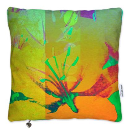 Mango & Lime Scatter Cushion Set