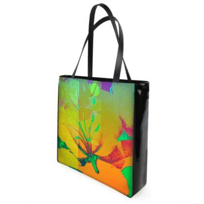 Mango & Lime Beach Bag