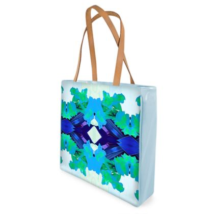 Blue Lagoon Beach Bag