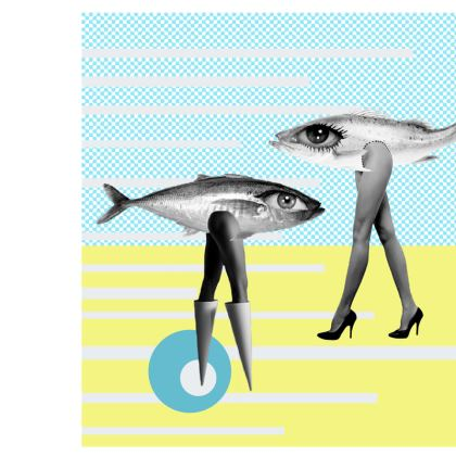 Beach Travel Luggage Tags