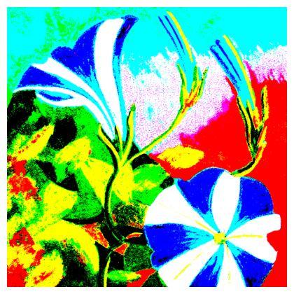 Petunia Cushion