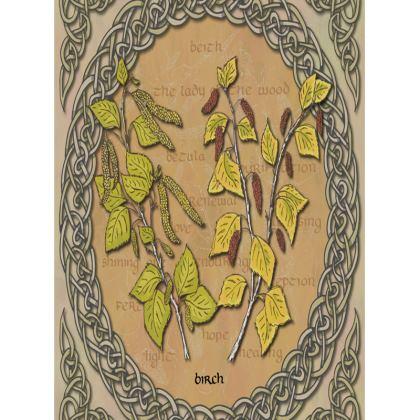 Celtic Birch Tray