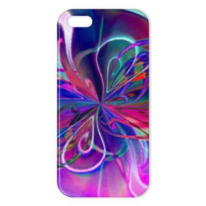 IPhone Cases Purple Flower