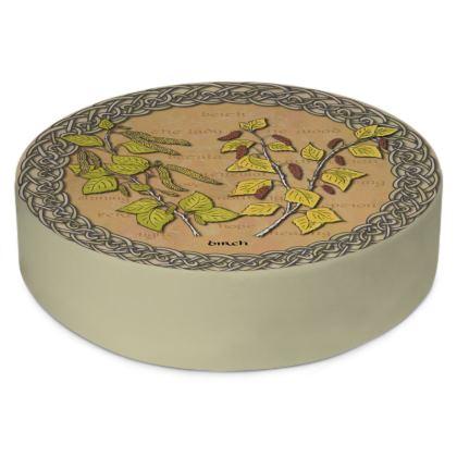 Celtic Birch Floor Cushion