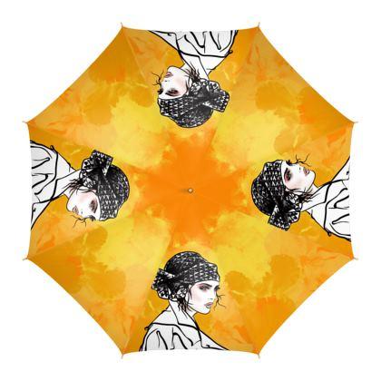 Autumn Love Umbrella