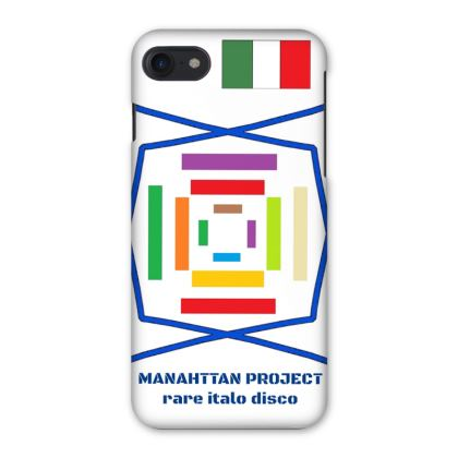 MANHATTAN PROJECT  I PHONE CASES