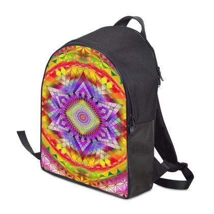 Backpack Snowflake