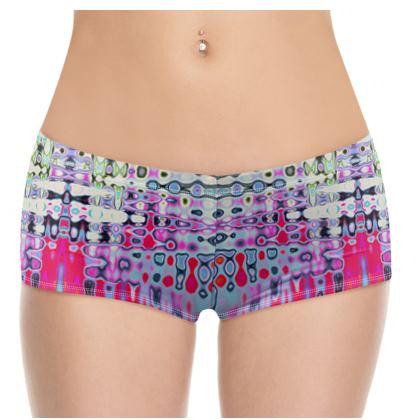 Hot Pants Love Splashes