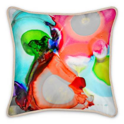 Bliss Silk Cushion
