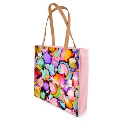 Thrill Shopping/Swimming Bag (Pink)