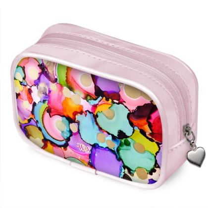 Thrill Pouch Purse (Pink)