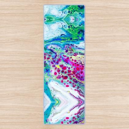 Illusion Yoga Mat