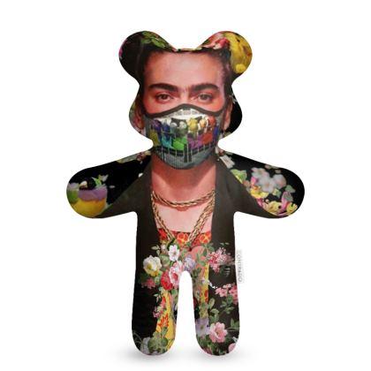 Frida Lockdown 2020 Teddy Bear