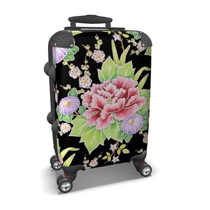 Chintz Kimono Suitcase