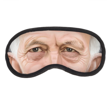 Jeremy Corbyn Celebrity Caricature Eye Mask