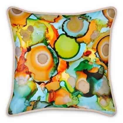 Devotion Silk Cushion