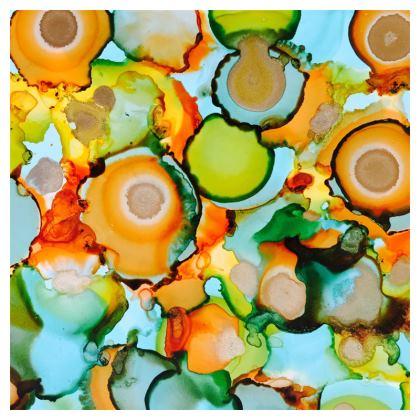 Devotion Velvet Cushion