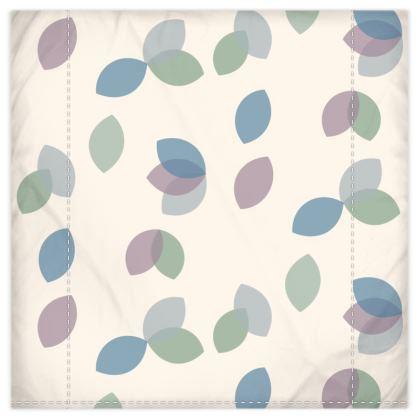 Dusky Treetops Duvet Cover & Pillowcase Set - Double