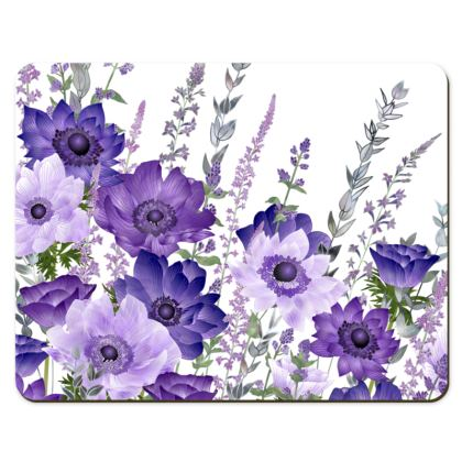 Placemats - The Morning Anemone Patch