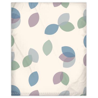 Dusky Treetops Duvet Cover & Pillowcase Set - Junior