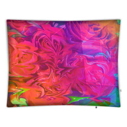 Velvet Roses Giant Floor Cushion