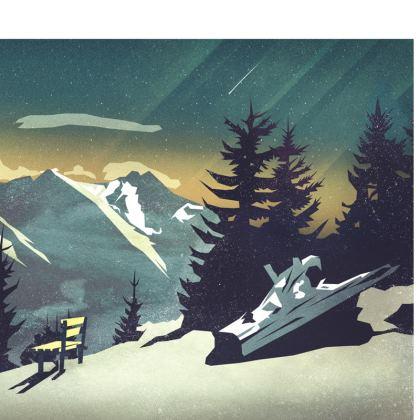 Pause - Kimono