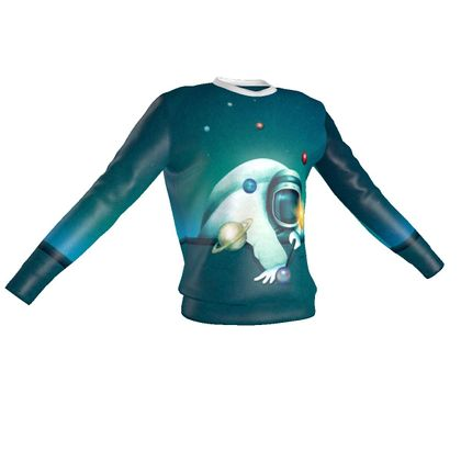 Astronaut Billards - Sweatshirt