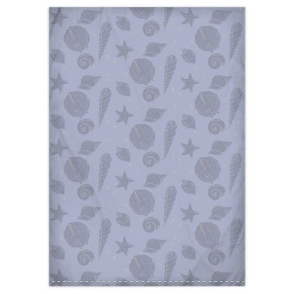 Nautilus Duvet Cover & Pillowcase Set - Single