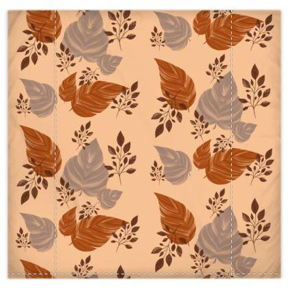 Autumn Spice Duvet Cover & Pillowcase Set - King