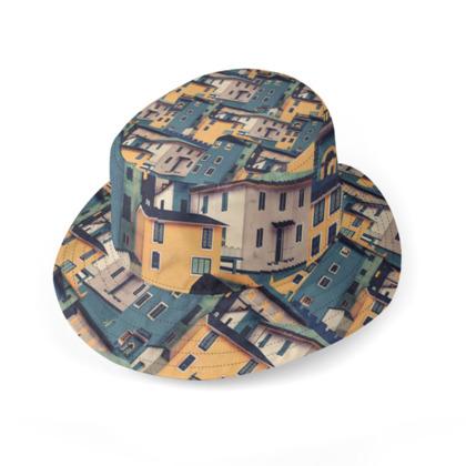 Castles at Night - Bucket Hat
