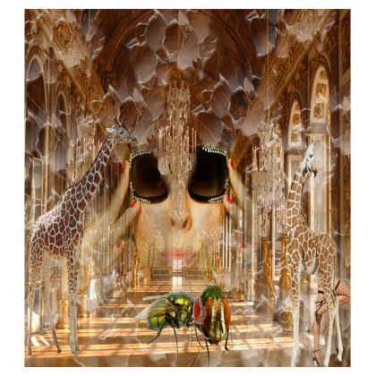 Une girafe à versailles