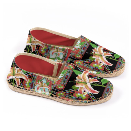 Golding the Lily Espadrilles