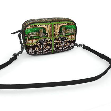 Cross-Body Bag green JAGUAR reload