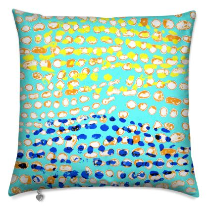 Textural Collection multicolored Cushions