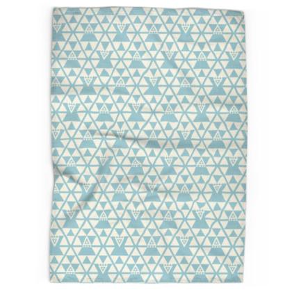 Tea Towel - Pyramid, Mellow