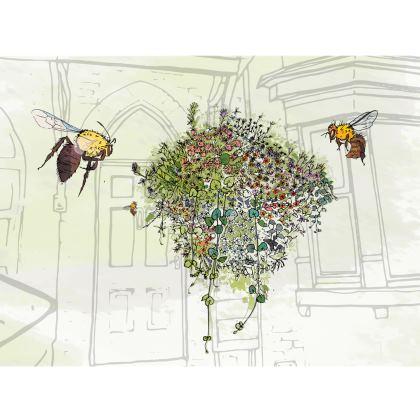 Save the Bees Handbags