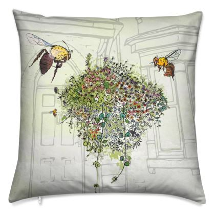 Save the Bees - Cushions