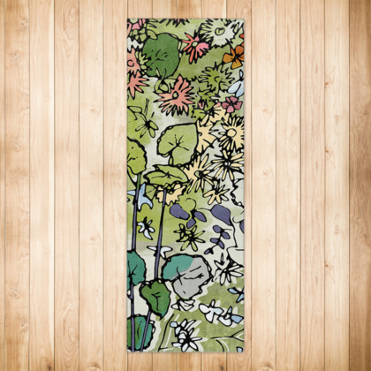 Save the Bees Runner Rug