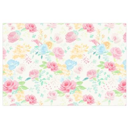 Summer Floral Art Prints