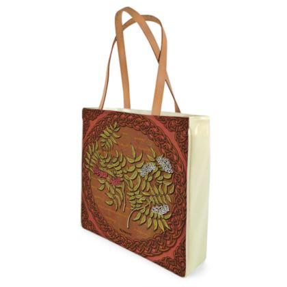 Celtic Rowan Shopper Bag