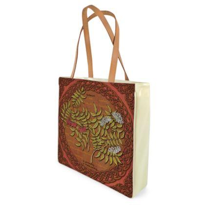 Tree Calendar Rowan Shopper Bag