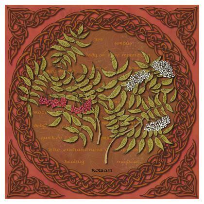 Celtic Rowan Cushion