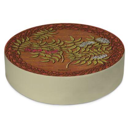 Celtic Rowan Floor Cushion