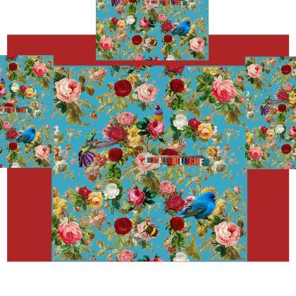 Rose Garden Kimono