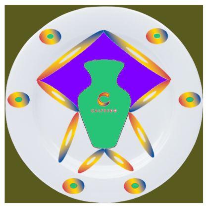 Ornamental Bowl Orkan