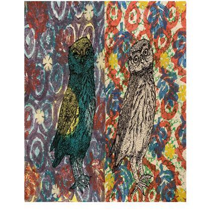 Little owls- Tray