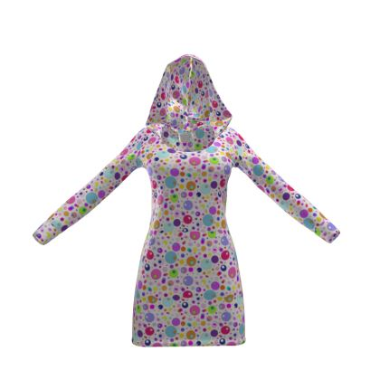 Atomic Collection Hoody Dress